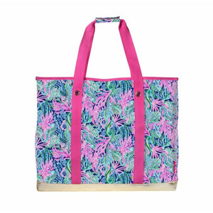 Lilly Pulitzer Ultimate Carryall - Bringing Mermaid Back