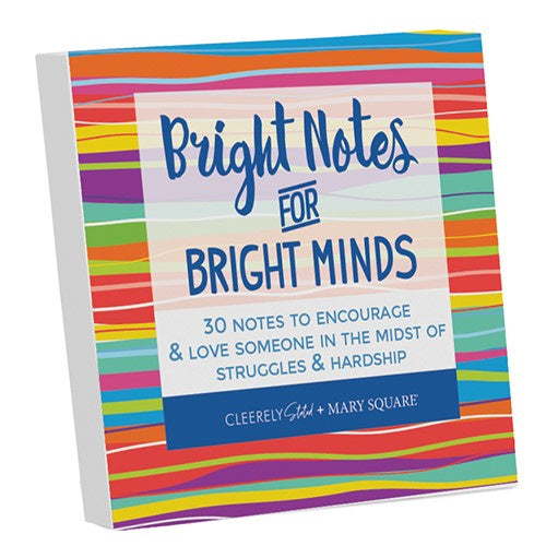 Card Booklet Bright Notes