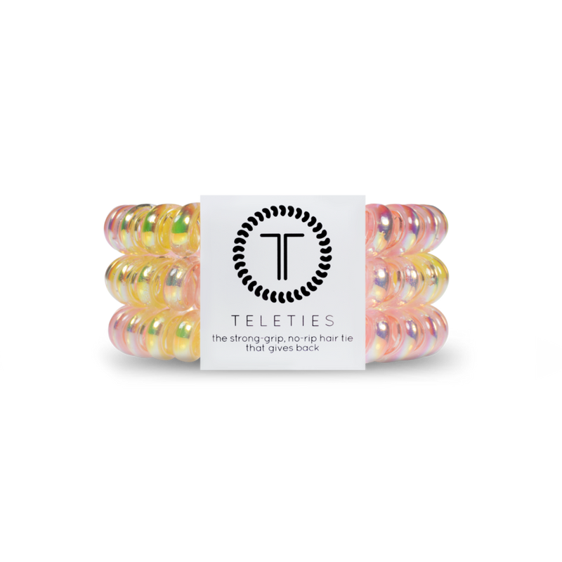 Teleties - Large Hair Ties - Basic Beach