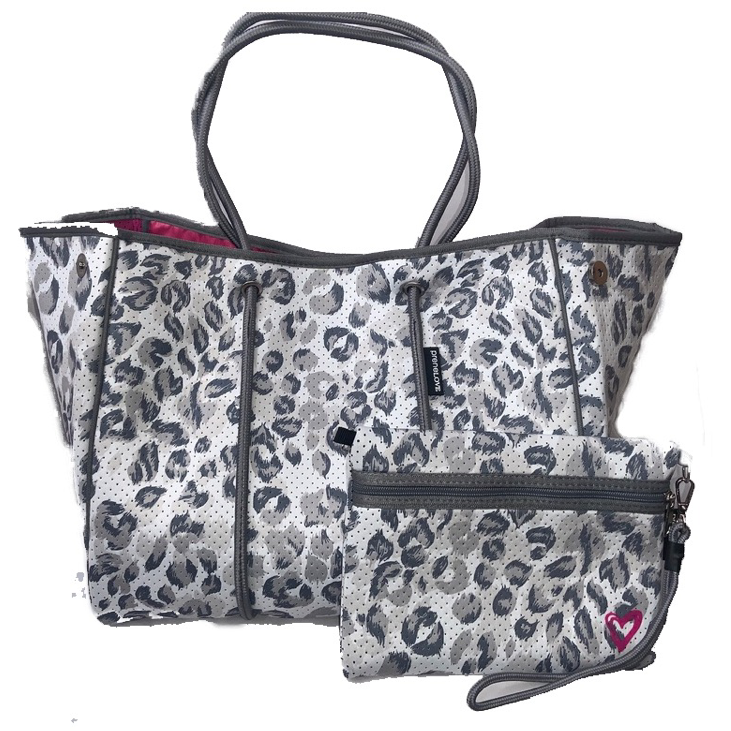 Large Prenelove Tote - Yorkville Pink