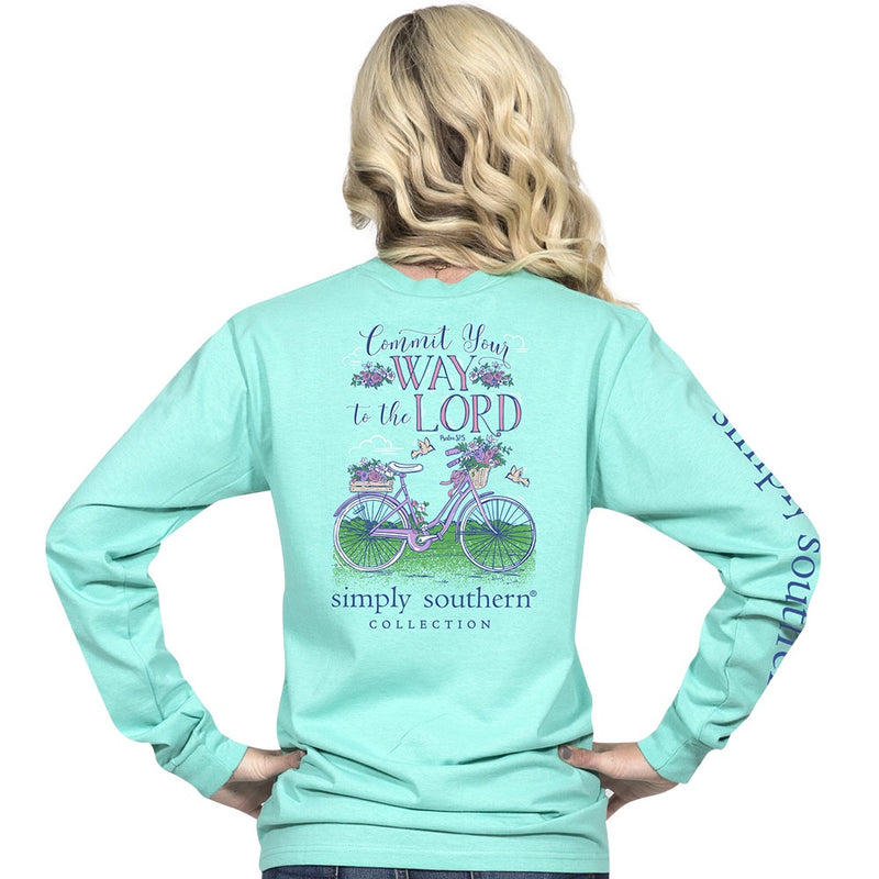 Preppy Lord (Aruba) Long Sleeve Simply Southern