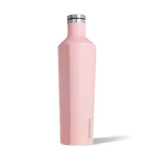 25 oz Corkcicle Canteen - Rose Quartz