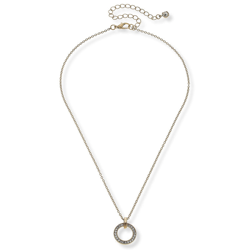 Valentina Pave Necklace