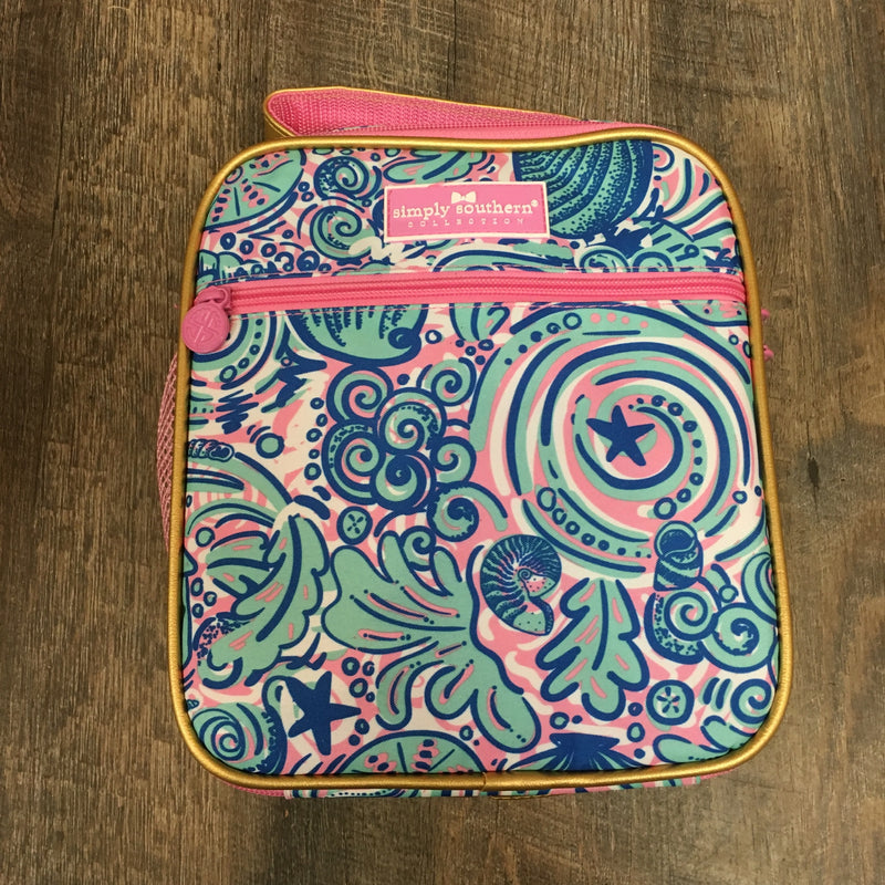 Swirly Simply Southern Lunchbox ($6 to monogram)