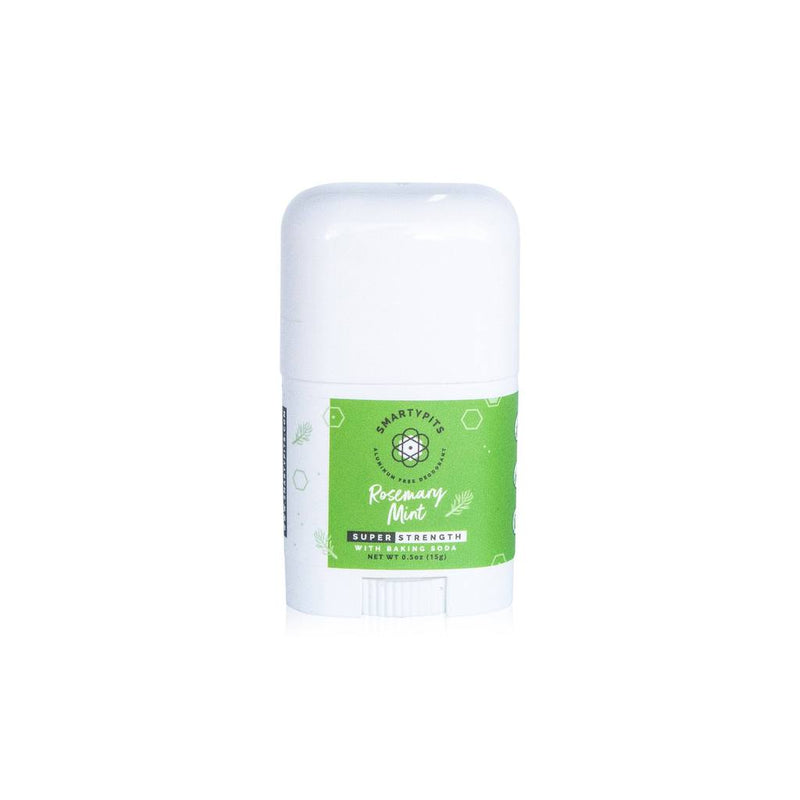 Smarty Pits Standard Aluminum Free Deodorant (Travel Size)