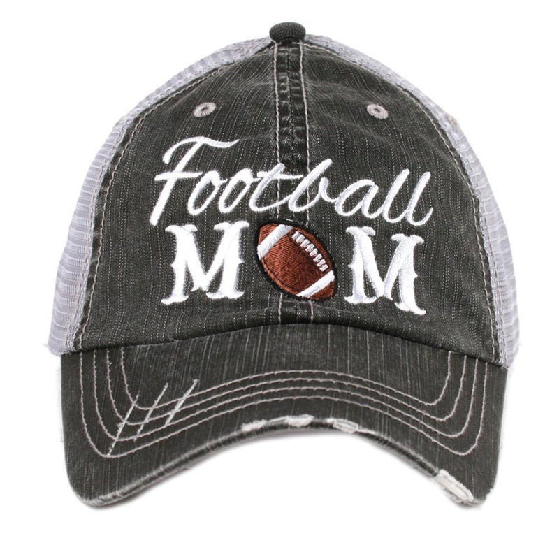 Football Mom Trucker Hat