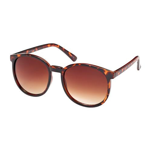 Rose Retro Round Sunglasses