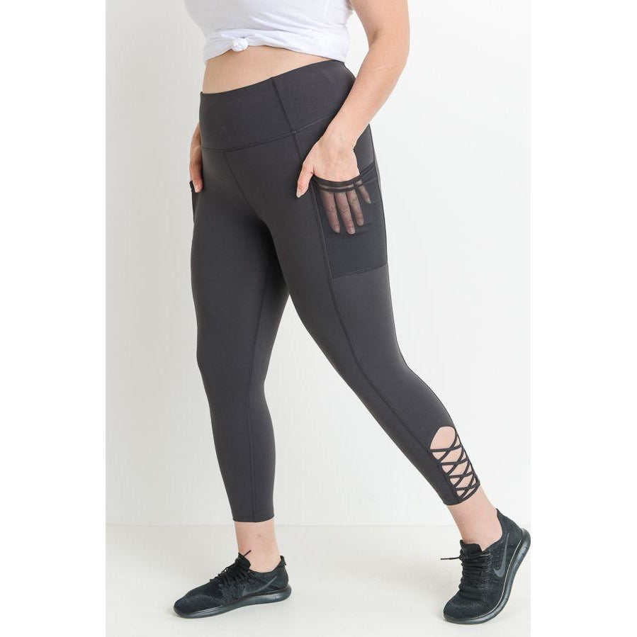 Claudia Highwaist Leggings with Pockets