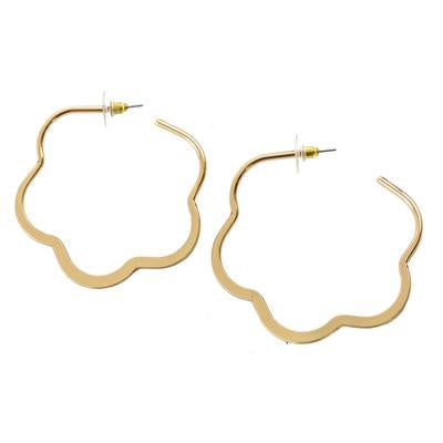 Rodanthe Hoop Earrings