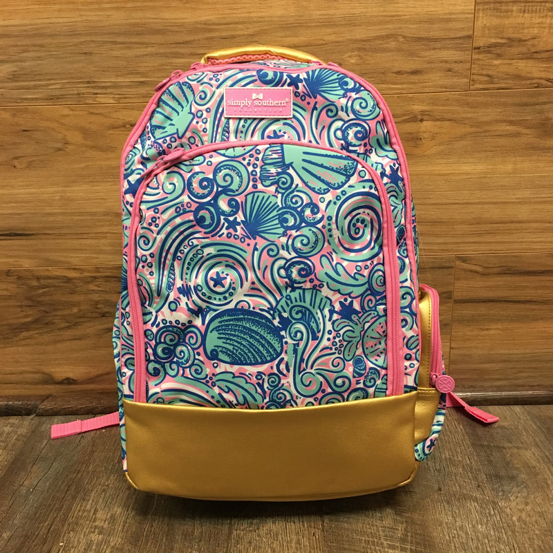 Swirly Simply Southern BackPack ($6 to Monogram)