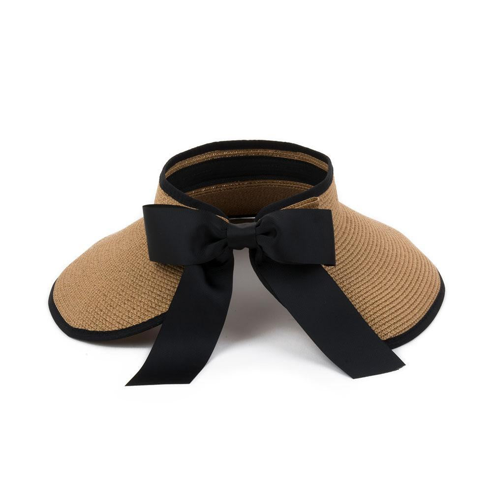 Ribbon Visor (includes monogram)