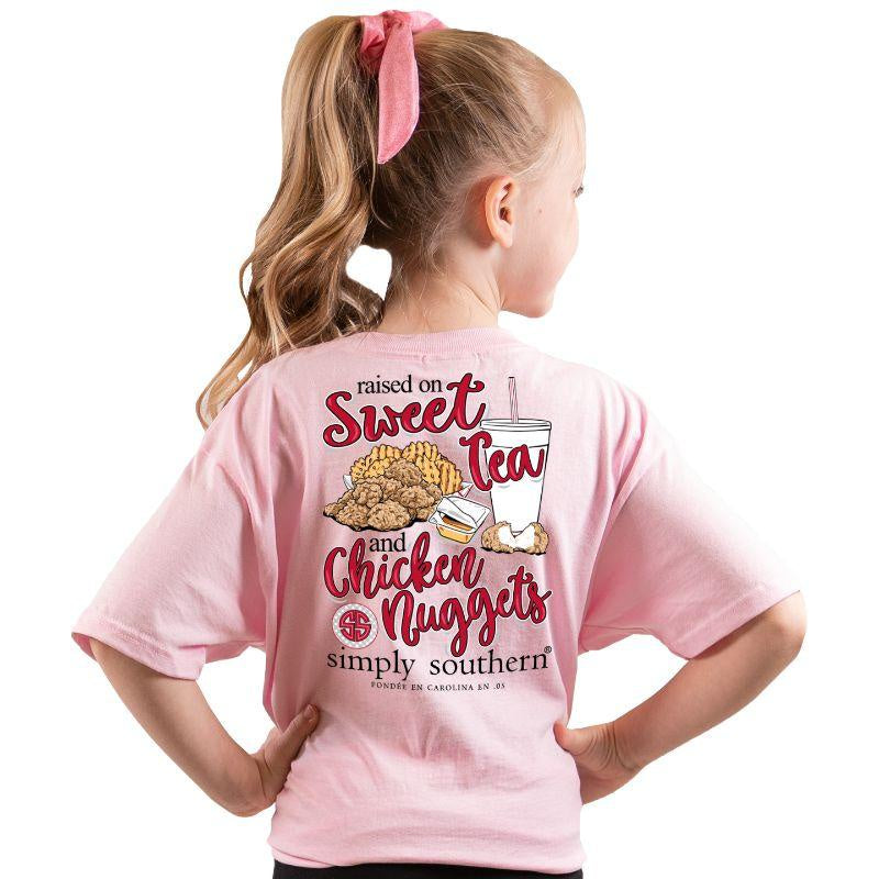 Youth Nugget (Lulu) Simply Southern Tee