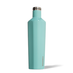 25 oz Corkcicle Canteen - Turquoise