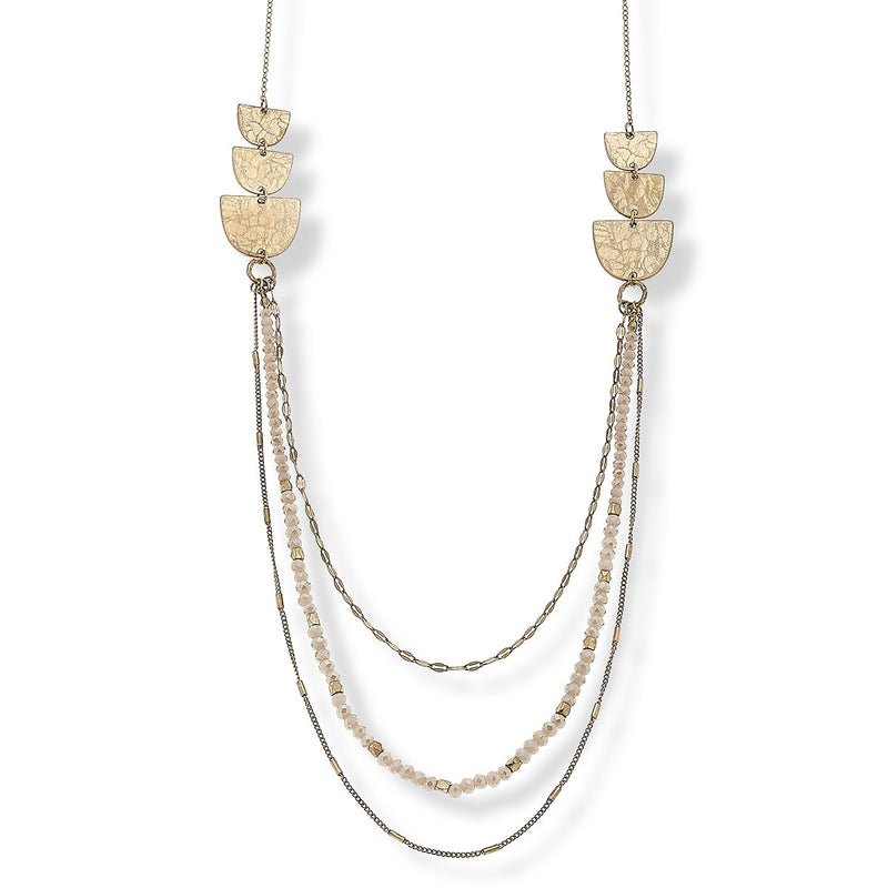 Gabrielle Layered Necklace