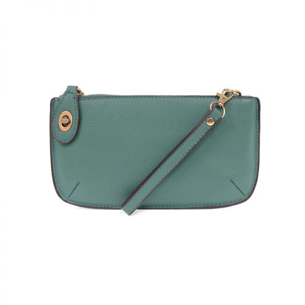 Joy Crossbody Wristlet - Ultramarine Green