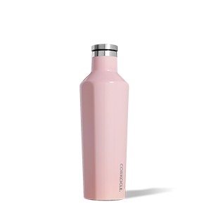 16 oz Corkcicle Canteen - Rose Quartz