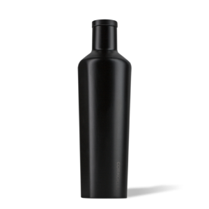 25 oz Corkcicle Canteen - Blackout