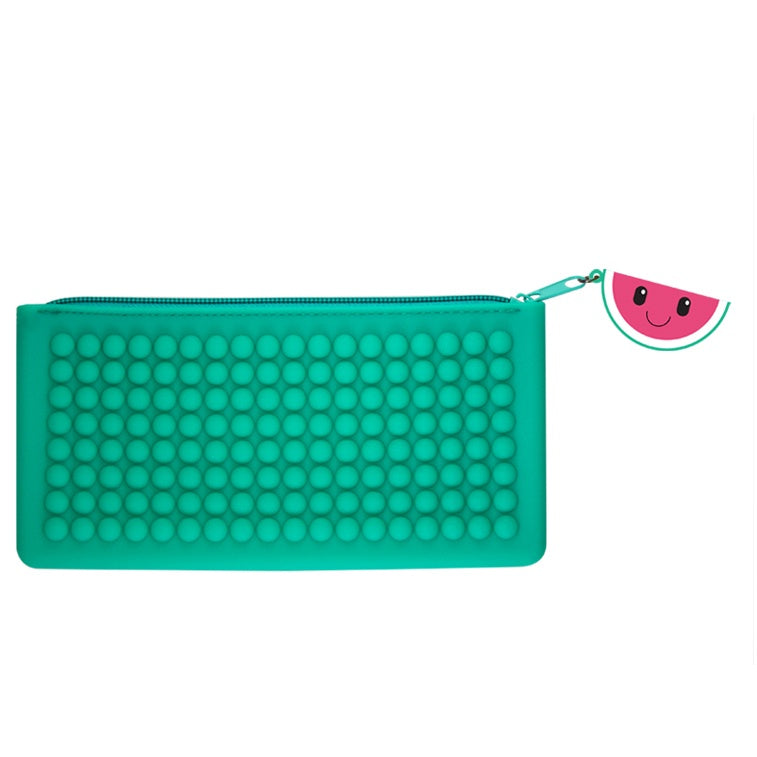 Watermelon Smencil Buddies Pencil Pouch