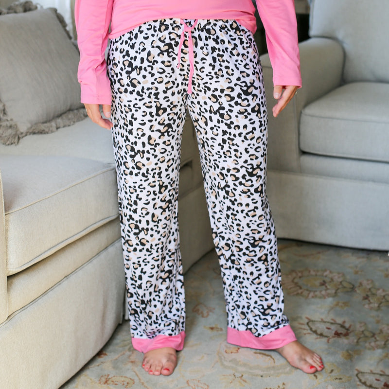 Leopard Sleep Pants