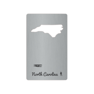 North Carolina Open Beer Season Bottle Opener