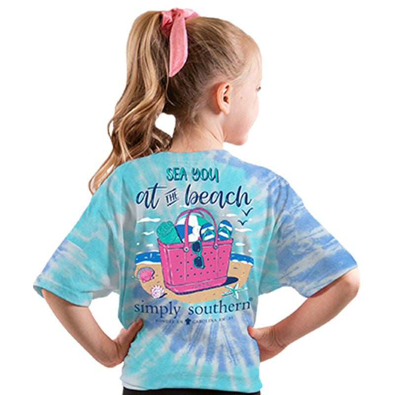 Youth Seayou (Tide) Simply Southern Shirt