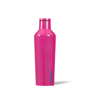 16 oz Corkcicle Canteen - Pink Dazzle*