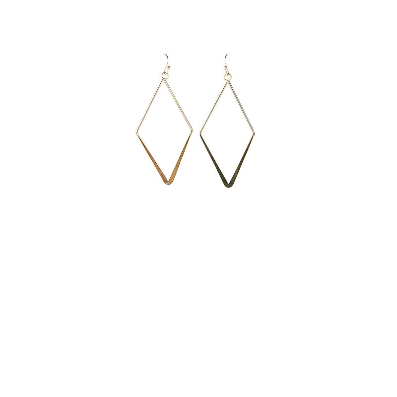 Oslo Gold Earrings