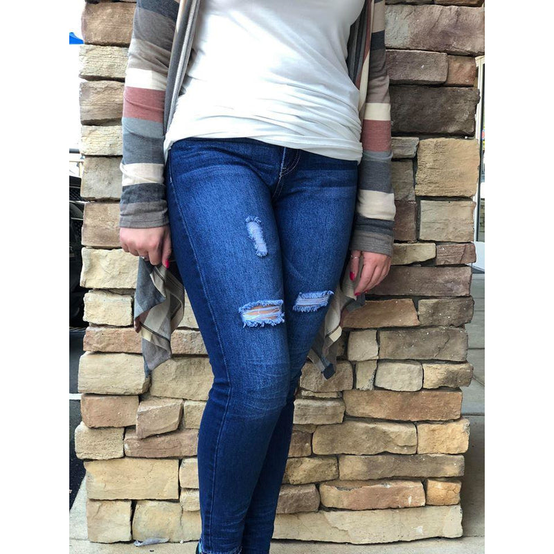 Dream Mid-Rise Skinny Jean