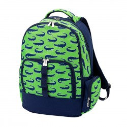 Later Gator Backpack ($6 to monogram)