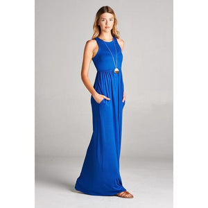 Raelyn Racerback Tank Maxi Dress