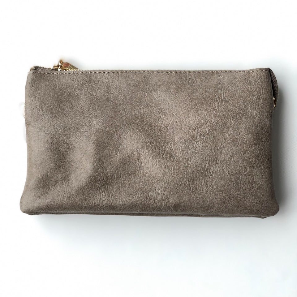 Stone Wristlet Crossbody ($6 to Monogram)