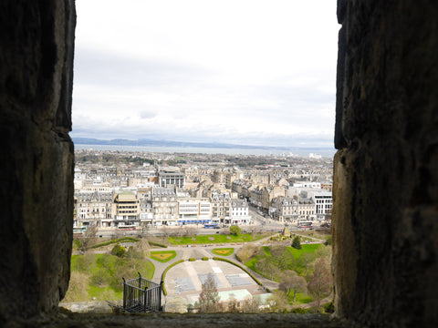 View from Edinburgh Castle