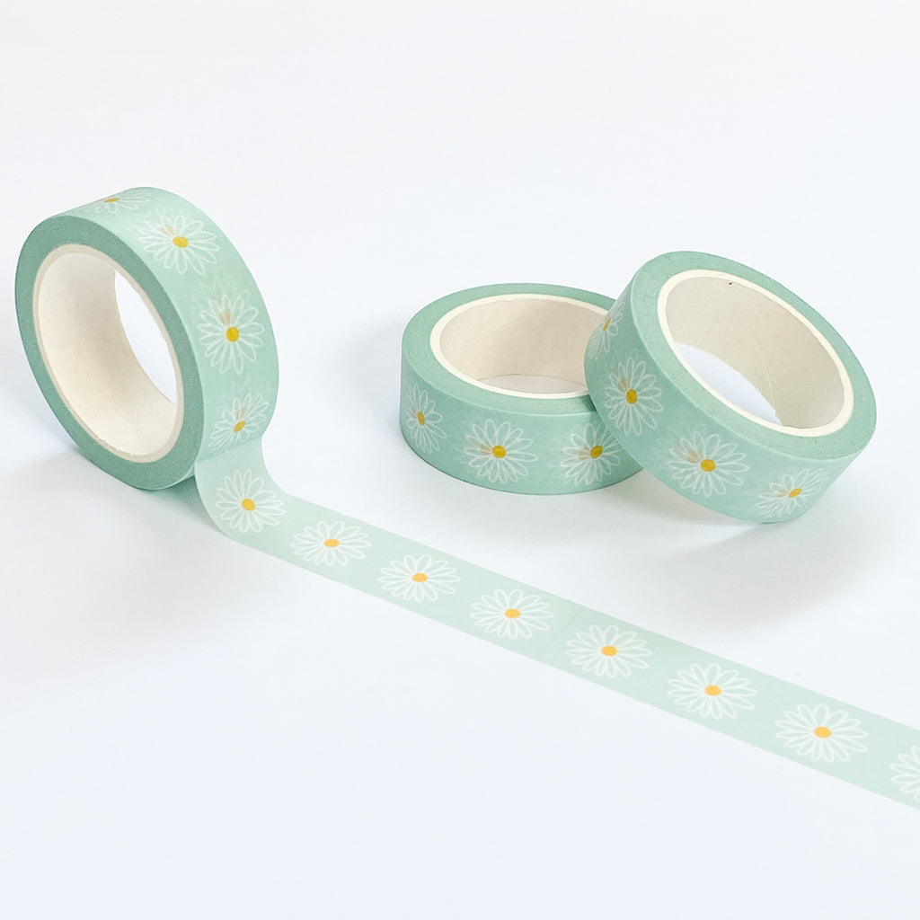 Daisy Washi Tape - Sarah Frances