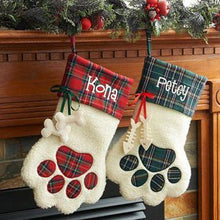 Pet Christmas Stockings.