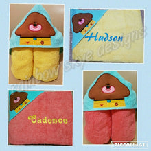 Hey Duggee Hooded Towel