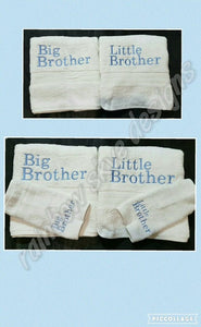 Towel Set Siblings