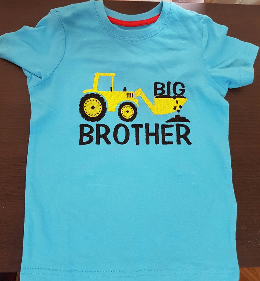 Big Brother Tipper Tshirt