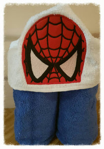 Webman Hooded Towel