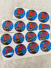 Party theme Stickers