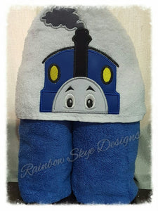 Tommy Hooded Towel