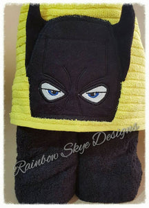 Cape Hero  Hooded Towel.