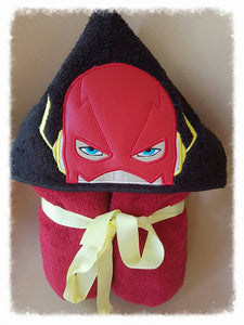 Flash Hooded Towel