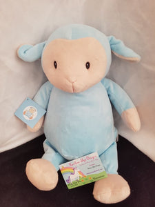 Loverbee the Blue Lamb