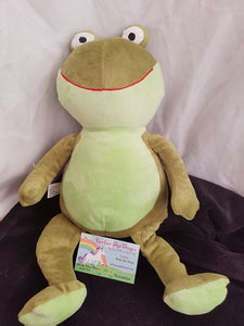 Froggle Woggle the Frog