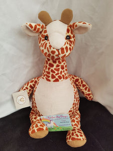 Tumbleberry the Giraffe
