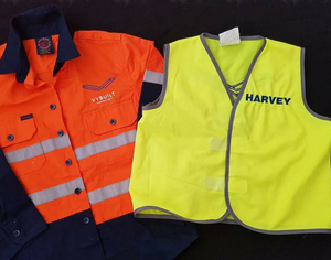 Hi Vis Kids Shirts