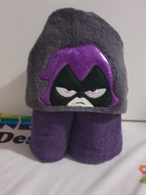 Teen Titans Hooded Towel.