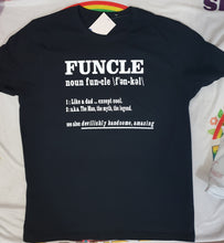 FUNCLE Mens t-shirt