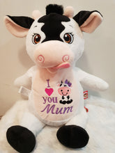 Moo the cow Teddy