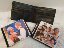 Personalised mens wallets